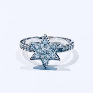 Swarovski Star Pleasure Ring